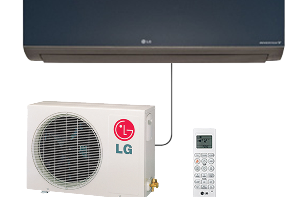 Art Cool Mirror Series Heat Pumps by LG