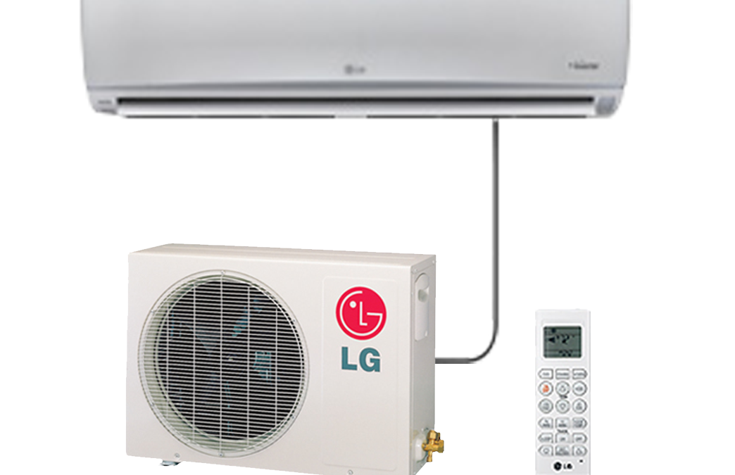 Art Cool Standard Series Heat Pumps by LG