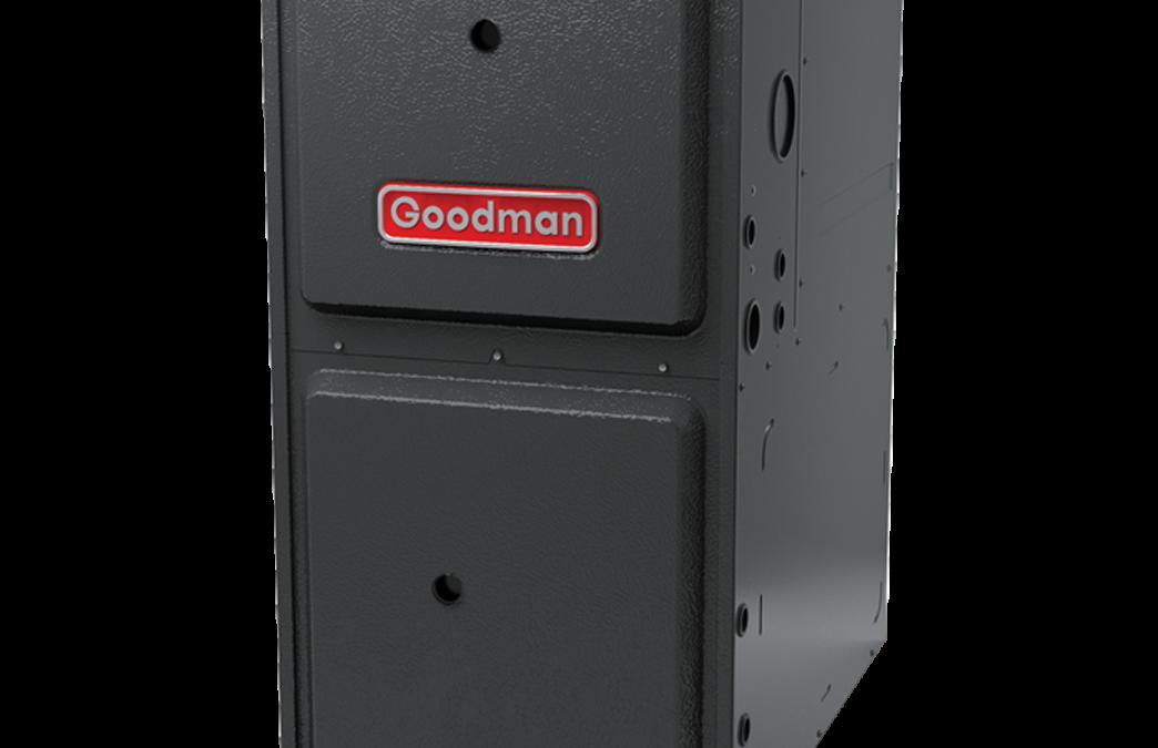 Goodman GMVM96 Gas Furnace
