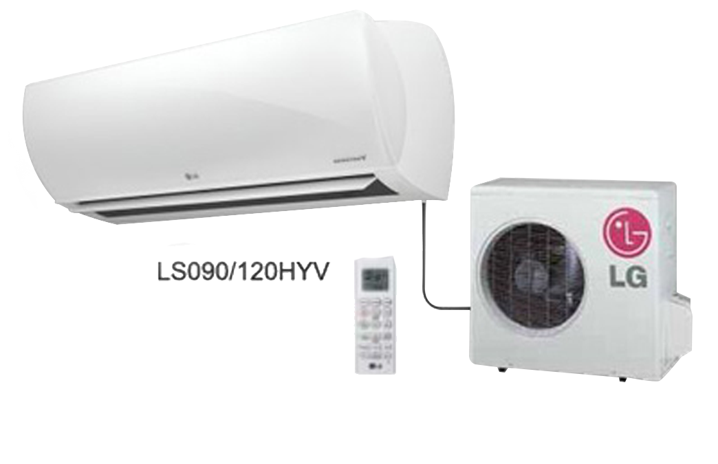 Prestige Series Heat Pumps by LG