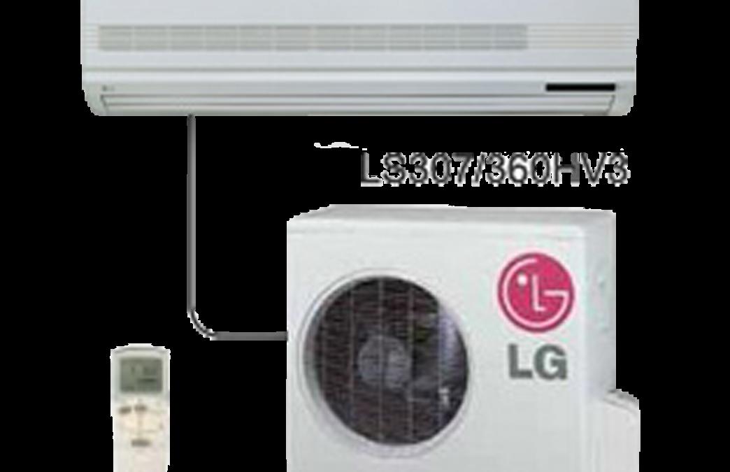 LG Ductless Heat Pumps