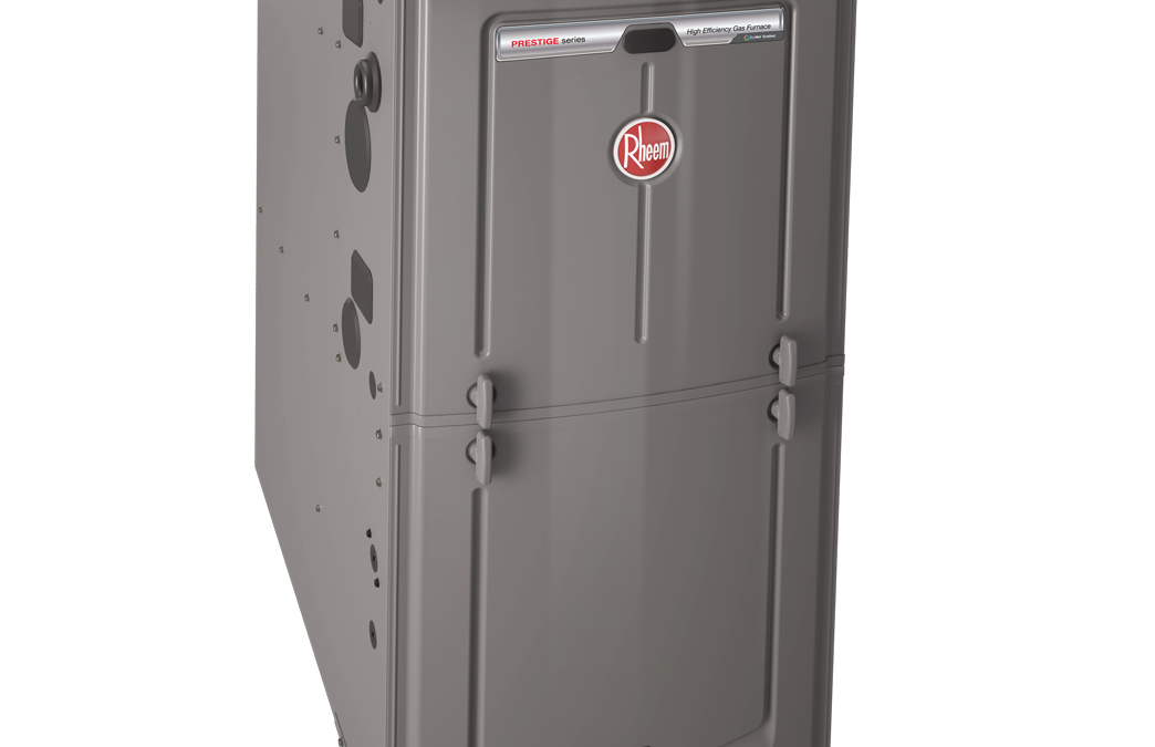 RHEEM Series: Up to 96% AFUE ECM Motor Variable Speed Multi Position (R96V)