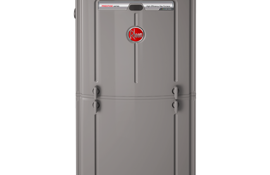 Rheem Prestige Series Modulating R97V Gas Furnace