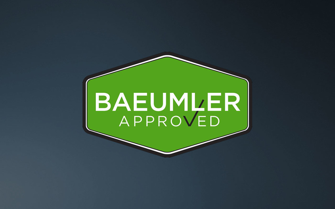 We are Baeumler Approved