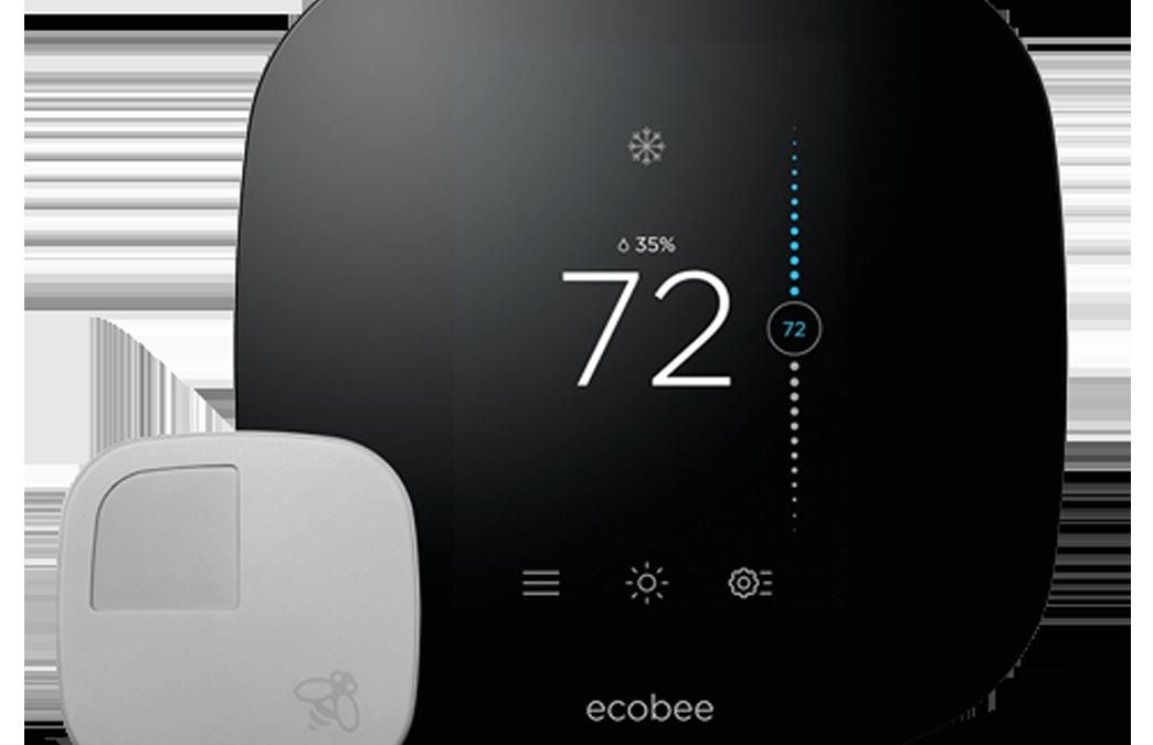 Ecobee Smart WiFi Thermostats