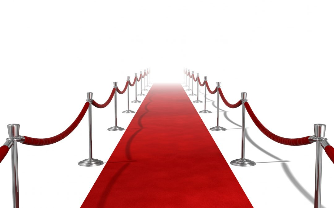 Our Customer Service Red Carpet Treatment