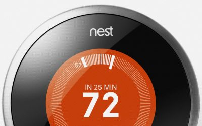 Nest Learning Thermostat : A Great Holiday Gift