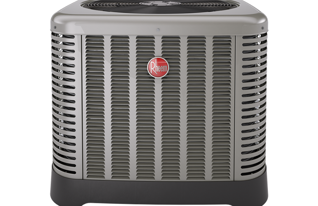 RHEEM Air Conditioning : Single Stage RA16