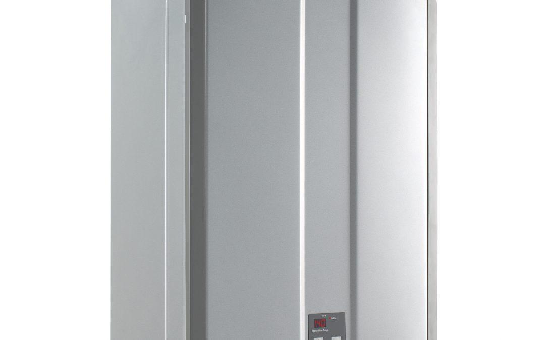 Rinnai Condensing Tankless Water Heater RU160 & RU199 SENSI