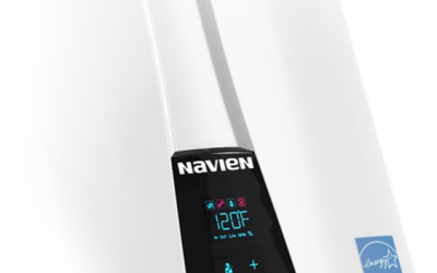 Navien S-Series Tankess