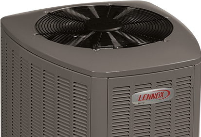 LENNOX EL16XC1 HIGH-EFFICIENCY AIR CONDITIONER