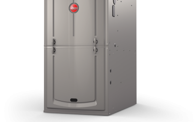 Rheem Prestige Series Modulating 98% R98V Gas Furnace
