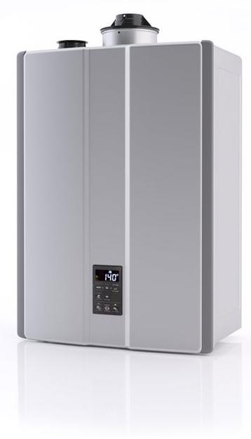 Rinnai i-SERIES Condensing Gas Boiler