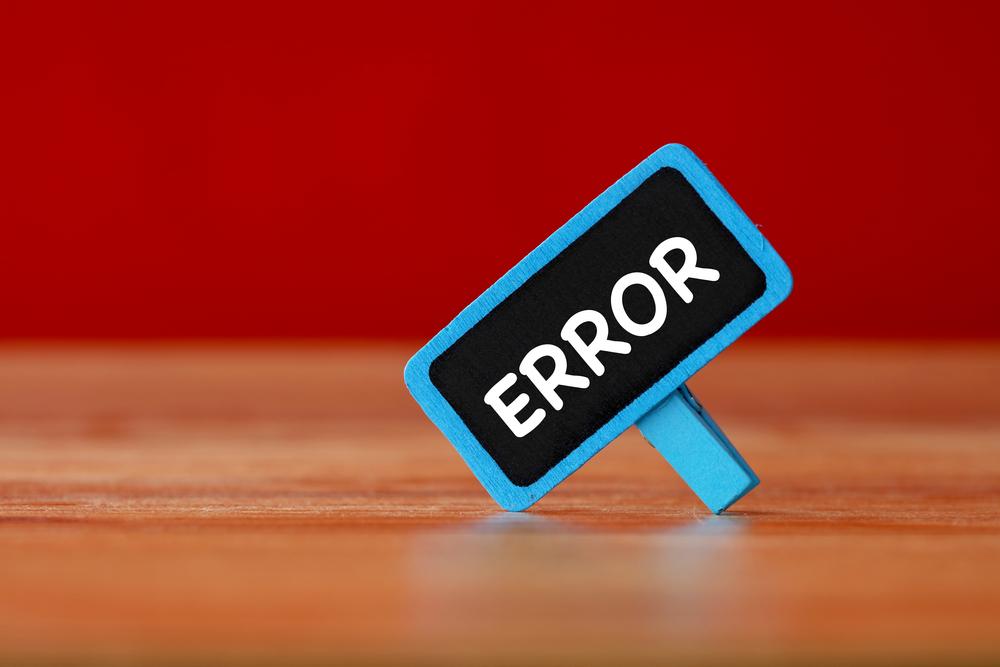 KEEPRITE TEMPSTAR ICP Error Codes