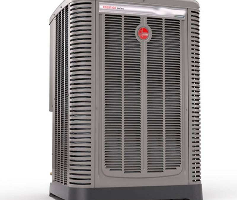 Rheem 20 SEER Variable Speed (RA20)